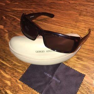 Authentic Giorgio Armani Sunglasses